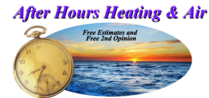 After Hours Heating & Air Logo